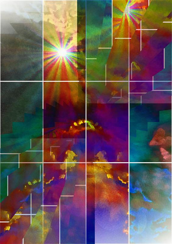 The Big Bang PhotoArt by PLATUX