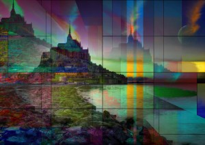 Mont Saint Michel PhotoArt