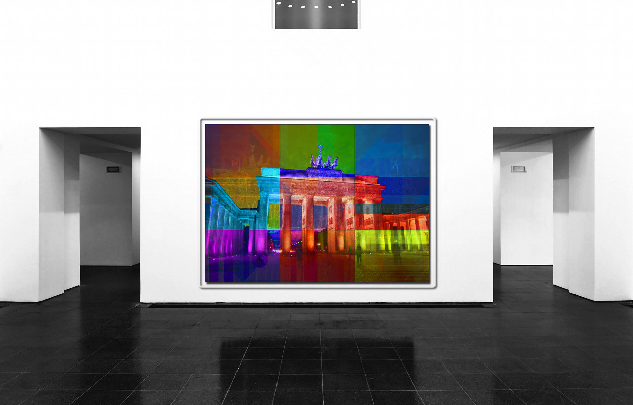 Germany Berlin Gallery PhotoArt by PLATUX