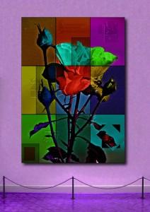 Roses PhotoArt Gallery by PLATUX