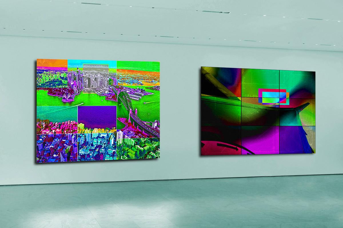 Australia Sydney Gallery PhotArt by PLATUX