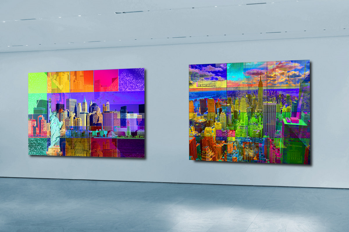 NewYork City PhotoArt Gallery by PLATUX