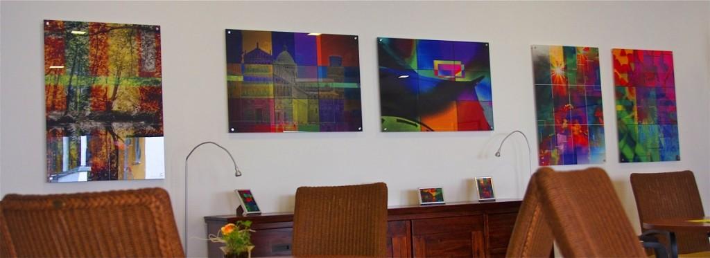 Kunstausstellung Dauerausstellung Platux Fotokunst Bocholt