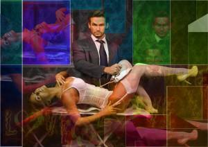 Sex Fantasy Love Couple Photo-Art by PLATUX