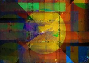 PLATUX Favorite Abstract Art Work in Pop Art 2.0 Style