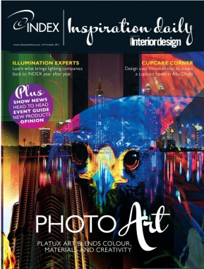 Interior Design Cover Star 2011 PLATUX