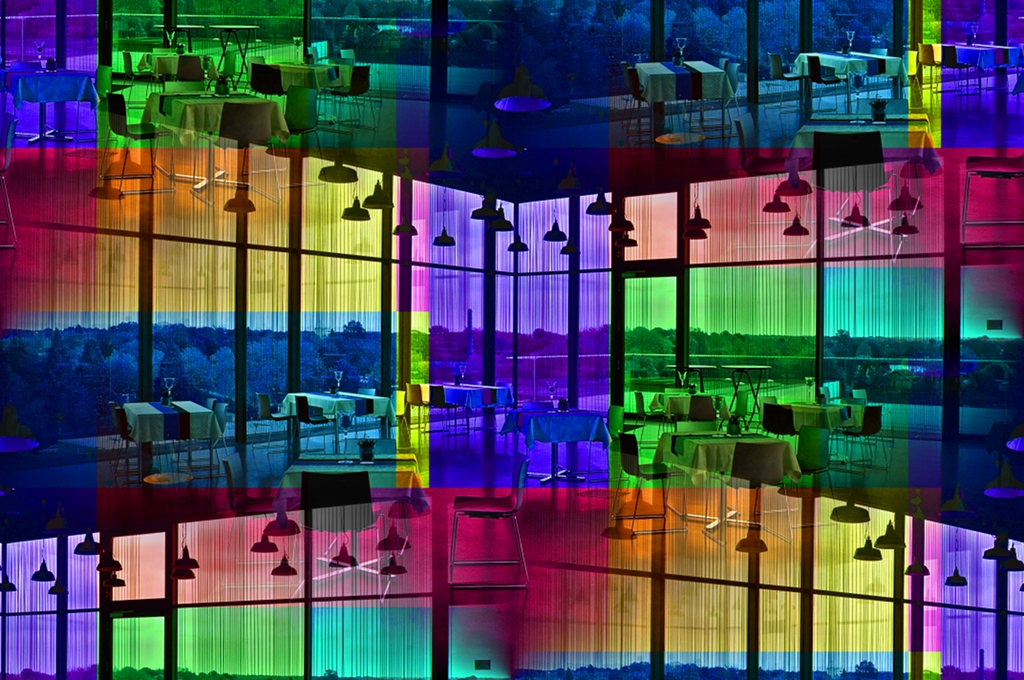 Sky Lounge I'm Textilmuseum