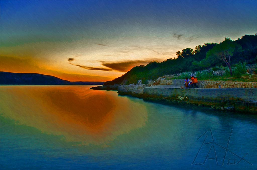 Croatia Sea Love Photography