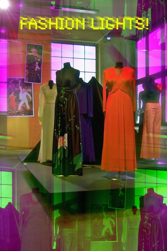 Fashion Lights! Textilmuseum Bocholt