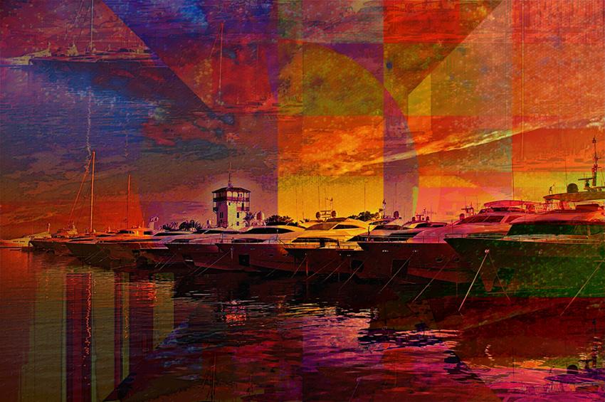 Mallorca Photo Art Portals Harbour