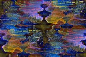 The Fountain London PLATUX Modern Art London