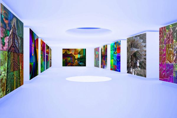 PLATUX modern Art Gallery