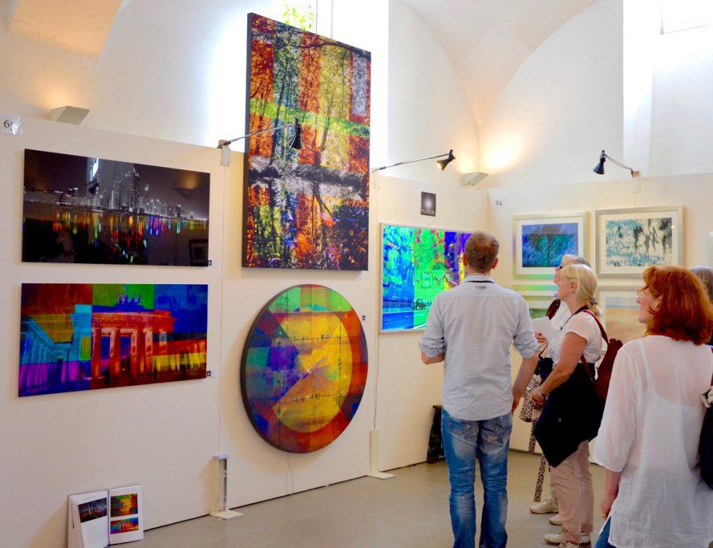 ARTMUC 2016 Platux Fotokunst Kunstausstellung München Referenzen Presse