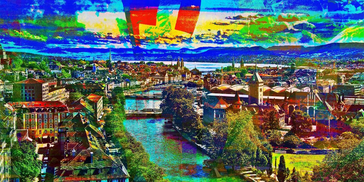 moderne Kunst Schweiz – Platux modern Art Fotokunst