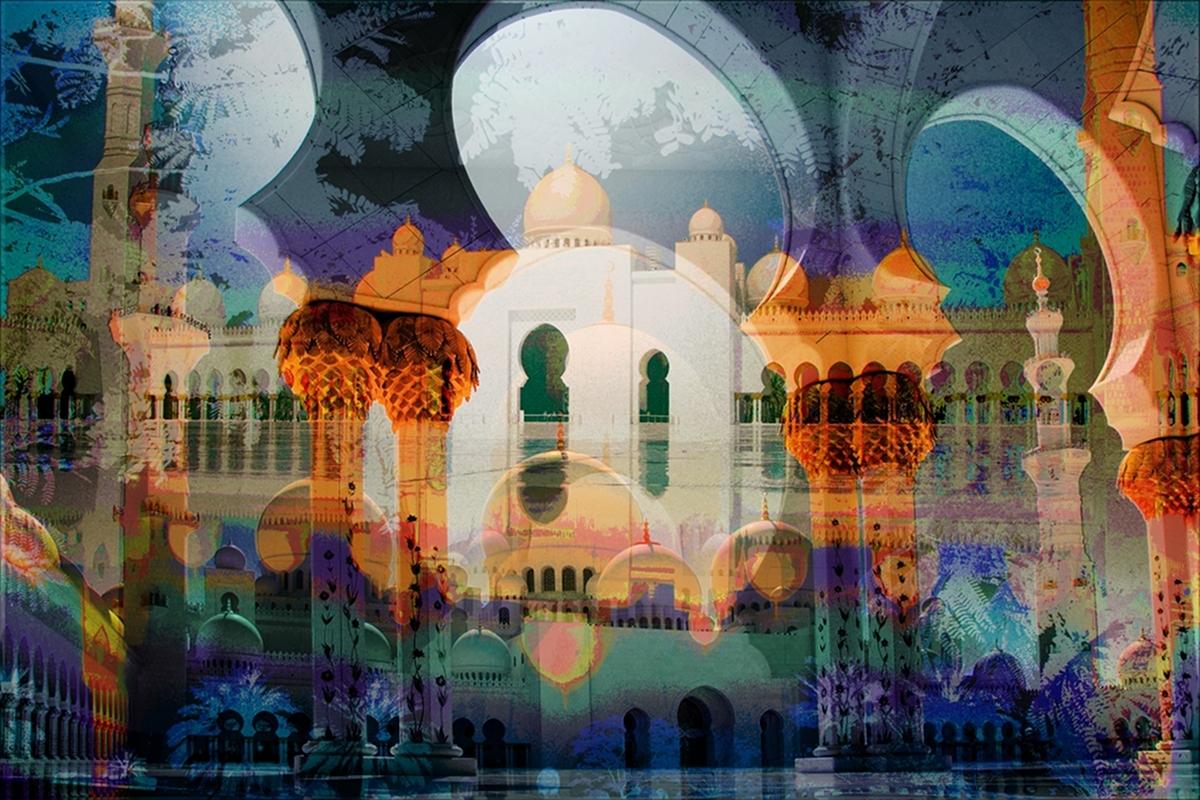 Abu Dhabi Art Grand Mosque PLATUX 2016