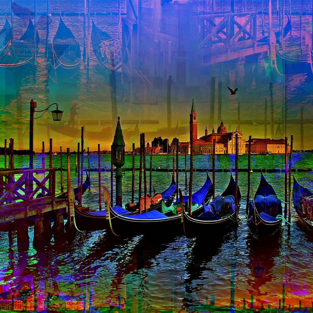 Spirit of Venice PLATUX City Art 2016 Artsorber