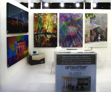Hotel Show Dubai 2016 Luxury Hotels Interior Design and acoustics artworks