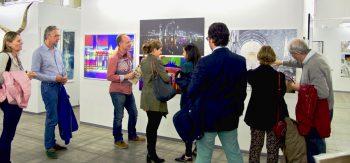 Kölner Liste Fair for Contemporary Art Cologne PLATUX Exhibition Galeria Gaudi Madrid